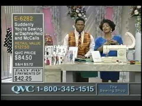 QVC  with Daphne MaxwellReid