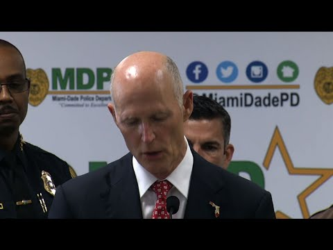 Florida Governor Outlines School Safety Plan