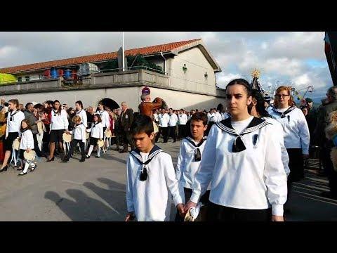 La Folía 2019. San Vicente de la Barquera. Procesión Marítima
