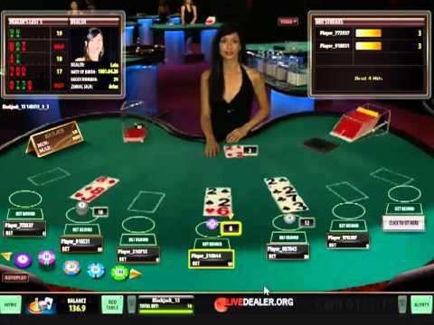 Blackjack vs dealer