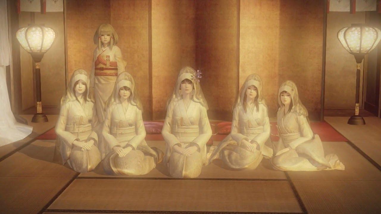 零 ぬれ がら す のみこ 零 濡鴉ノ巫女 攻略wiki WiiU総合