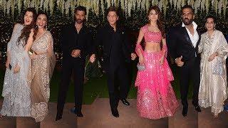 Poorna Patel Wedding Reception Full HD Video   Shah Rukh Khan, Hrithik Roshan, Katrina Kaif