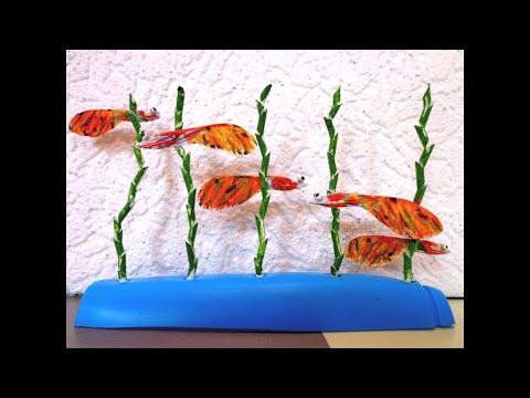 Поделки из кленовых семян своими руками