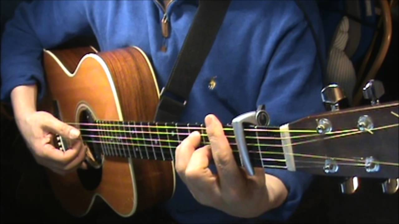 Tuesday five for fighting chords fingerstyle youtube tuesday five for fighting chords fingerstyle hexwebz Choice Image