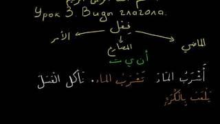 Арабский язык. урок 4. Глагол настоящего времени