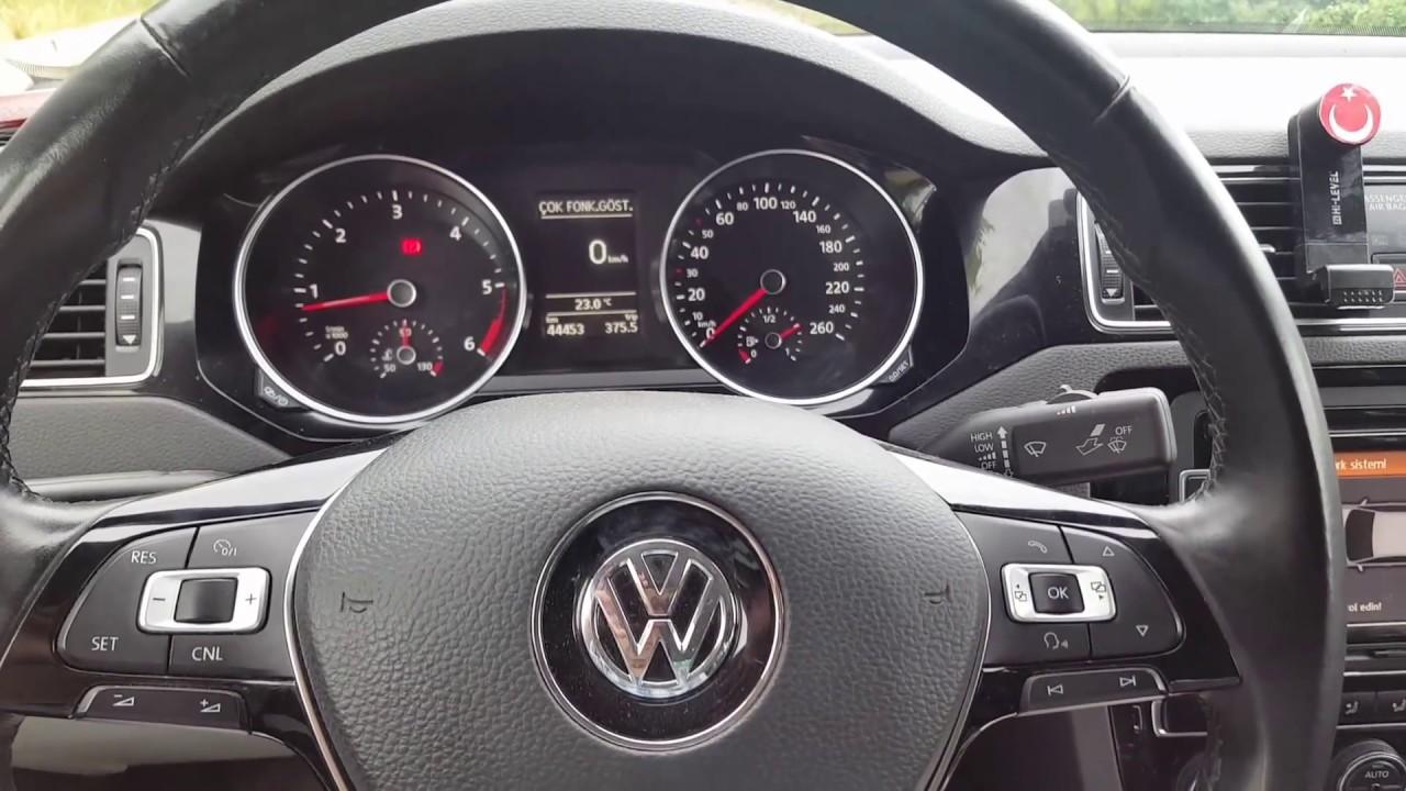 VW Passat B8 - lock/unlock beep confirmation activation - vključitev zvočnega opozorila ob zaklepu