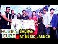 Salman khan at the music launch of marathi movie rubik s cube mahesh manjrekar mp3
