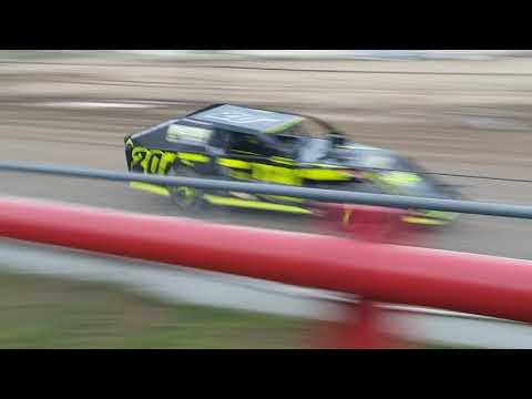 Aj Ward Racing 6/21/19@ I-96 speedway..Heat race
