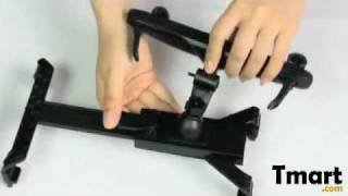 Magic Retractable Holder Держатель в подголовник для iPad Samsung Tab.flv(www.allforapple.ru Купить ДержательMagic Retractable Holder http://www.allforapple.ru/category/derzhateli/ Magic Retractable Multi-Direction Bracket Holder ..., 2011-11-24T10:47:43.000Z)