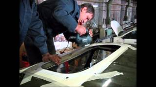 Установка накрышного люка Webasto - Hollandia 100 DeLuxe на автомобиль УАЗ Hunter(, 2014-09-15T21:15:29.000Z)