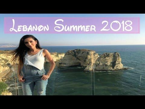 Travel With Me: Lebanon Vlog Summer 2018