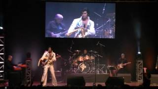 Elvis Tribute Burning Love and My Way
