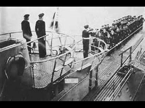 二戰記錄 7  納粹德國海中之狼
