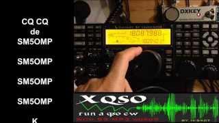 xqso 99 suoni mp3 per imparare il qso cw by ik5xct