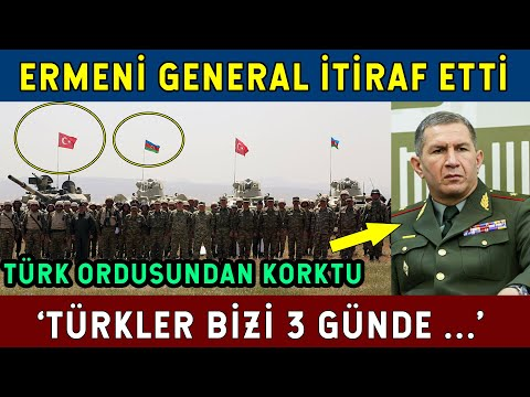 Ermenistan'dan İtiraf: 3 GÜNDE BİZİ MAHVETTİLER