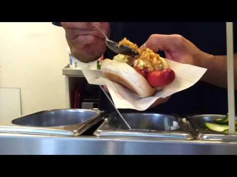 Hot Dogs in Denmark