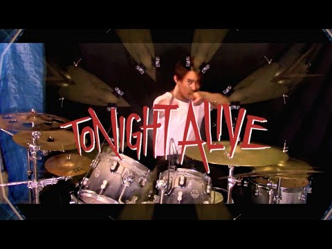 Tonight Alive | Temple | Drum Cover by ThienTunes