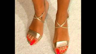 Rihanna feet long toenails 4