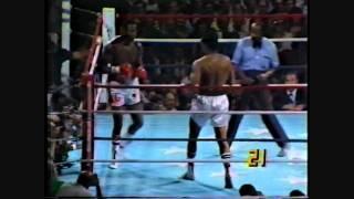 Larry Holmes Vs  Muhammed Ali Rds 1 2 3 4 5
