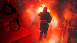 Масштабне займання на Прикарпатті - згоріла ковідна лікарня