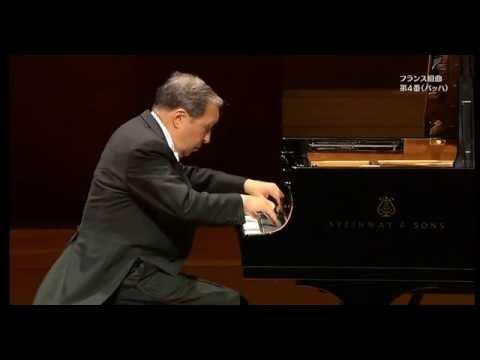 Bach: French Suite No 4 - Murray Perahia