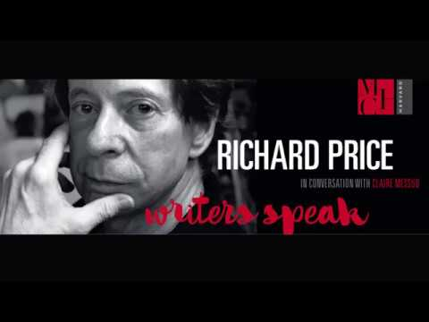 Writers Speak | Richard Price in conversation with Claire Messud