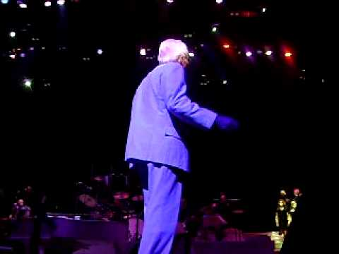 Andy Williams. Speak Softly Love. Godfather Theme.  Sept 2009 Branson