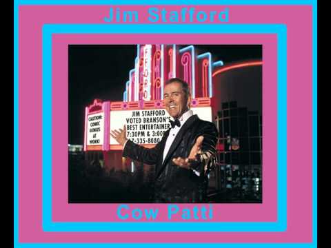 JIM STAFFORD - Cow Patti (1981) Original Studio Version!