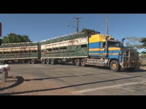 australia's biggest truck - BIG rucks : Heavyweights of the ustralian highways #9 - Youube