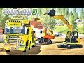 Excavation and Tow Truck Services - Farming Simulator 2017 Mods