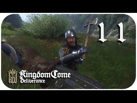 Kingdom Come: Deliverance - Kampf mit den Plünderern - 11