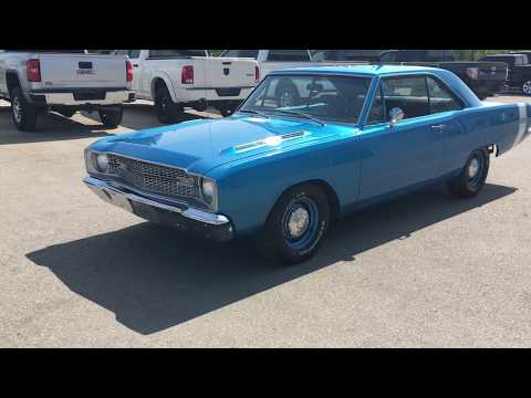 1969 Dodge Dart Swinger 340 for sale at Pentastic Motors