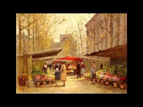 Edouard Corte 愛德華·科爾特斯 1882-1969 Post-Impressionism