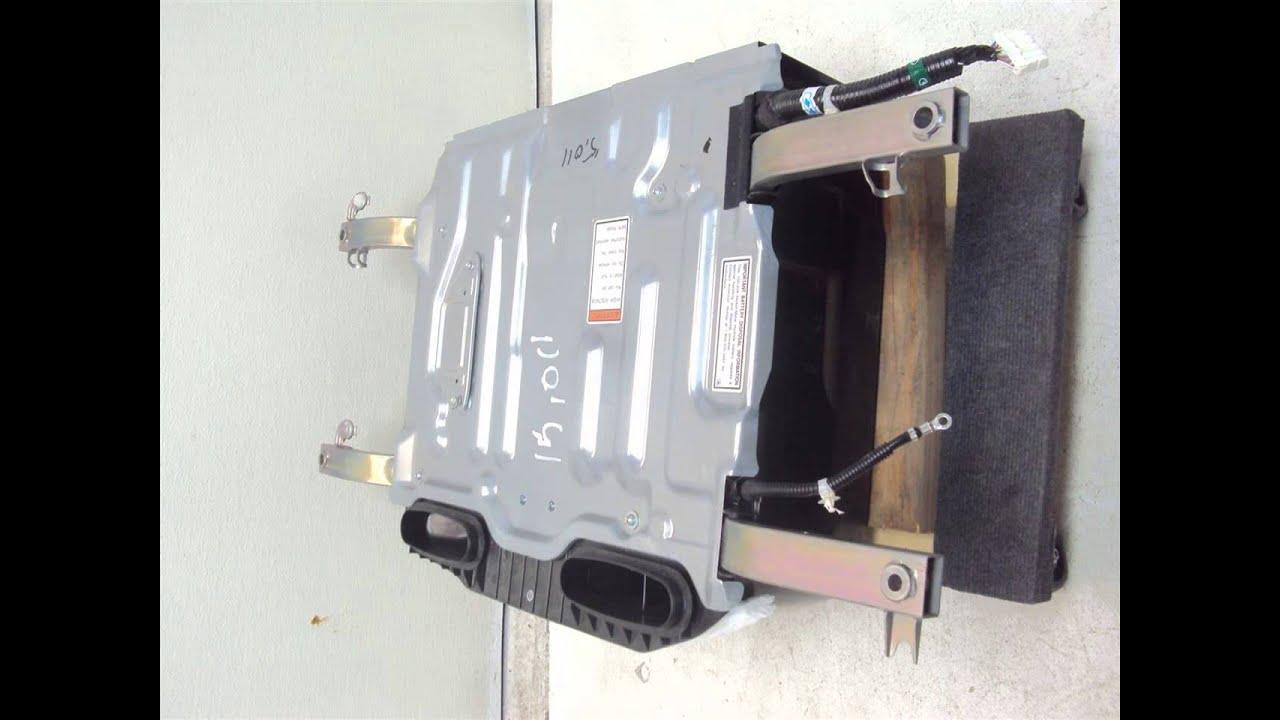 2017 Honda Cr Z Ima Hybrid Battery 1d010 Rbj A00 Ahparts Used Acura Lexus Toy Oem