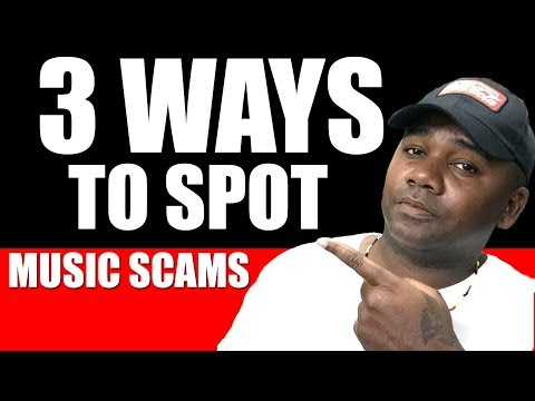 Music scams-Rap Alot Records
