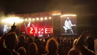 Kabát - Žízeň (LétoFest Ostrava 2018) 4k