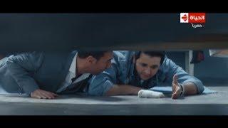 ربع رومي | مشهد كوميدي: انتي أكتر واحدة عارفة إن الفأر ده