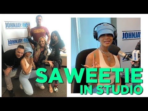 In-Studio Videos - Saweetie Is Basically the Coolest Person Ever!
