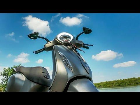 bajaj-chetak-electric-scooter-official-video-2019-  -launch-2020-!!