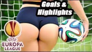 Sevilla vs Standard Liège - Goals & Highlights - Europa League