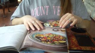 ASMR: Flipping through magazines with some soft speaking
