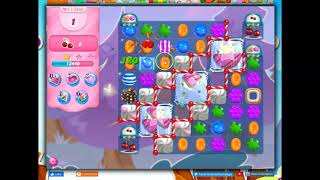 Candy Crush Level 3842 Talkthrough, 20 Moves 0 Boosters