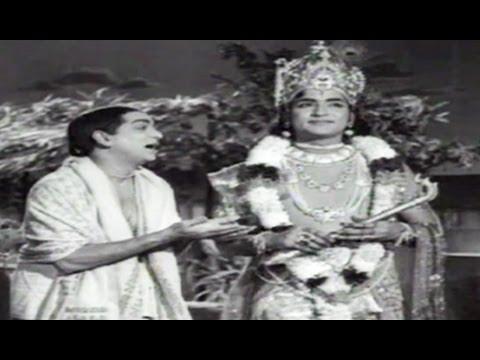 Buddhimanthudu Movie Songs || Nanu Palimpaga || ANR || Vijaya Nirmala