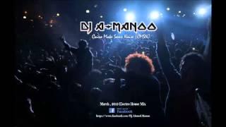 manoo cairo make some noise march 2013 electro house promo mix