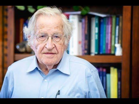 Noam Chomsky at the University of Arizona