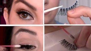One of emilynoel83's most viewed videos: False Eyelashes 101: Select, Apply, Remove, Clean