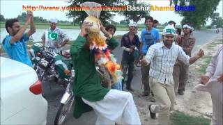 Funny Dance/Pakistani Dulha-Munda/Boys R Celebrating Independence Day-14-Aug-2011-Pak National Song