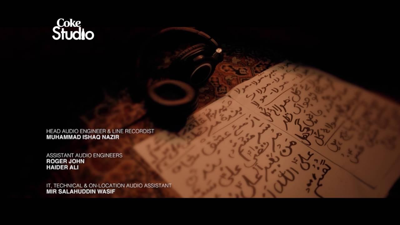 Coke Studio, Season 9, Pakistan, Episode 1, End Credits