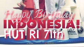 Download Video Happy Independence Day Indonesia! HUT RI 71th MP3 3GP MP4