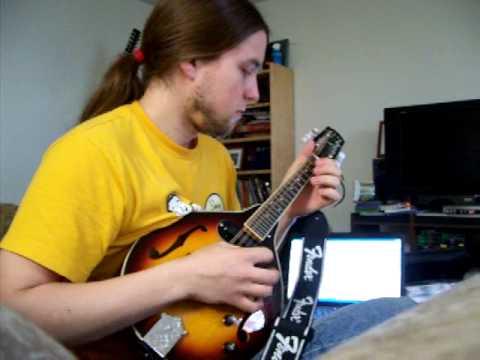 Joshua Green - Wind That Shakes The Barley (mandolin)